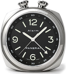 Panerai Travel Alarm Clock