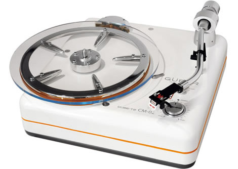 Vestax Guber CM-02 USB Turntable