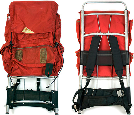 Kelty Vintage External Frame Backpack