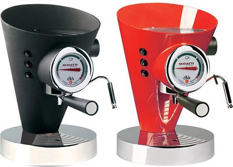 Bugati Diva Espresso Machine