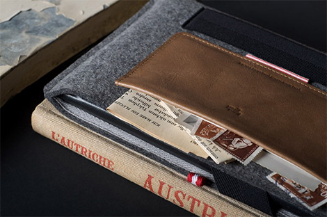 Hard Graft Heritage iPad Case
