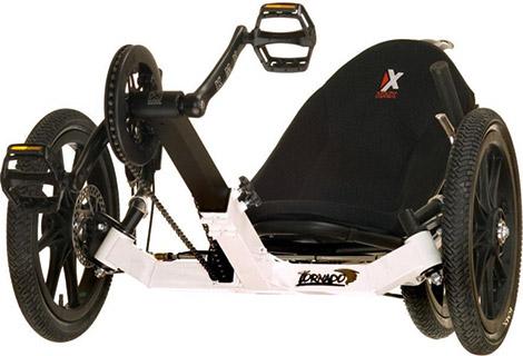 KMX Karts Tornado Bike