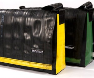 Mnmur Upcycling Design M1 Messengers