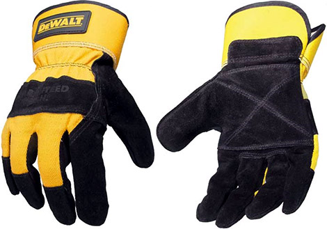 Cowhide Leather Work Glove