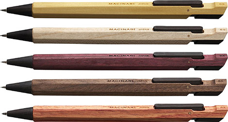 Macinari Takumi Ballpoint Pens