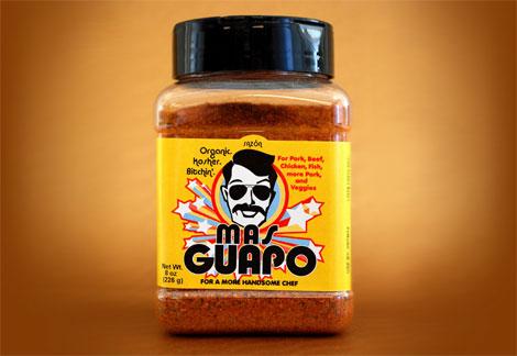Mas Guapo Spice Blend