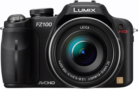 Panasonic Lumix DMC-FZ700