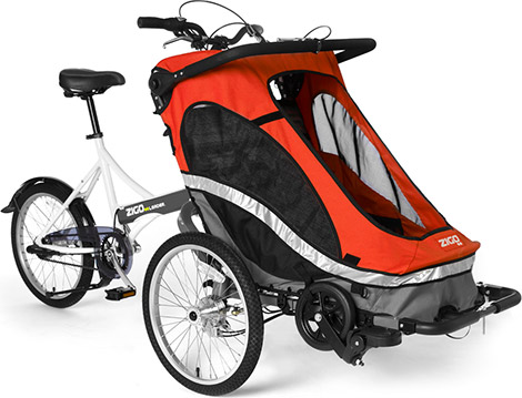 Zigo X2 Carrier Bicycle