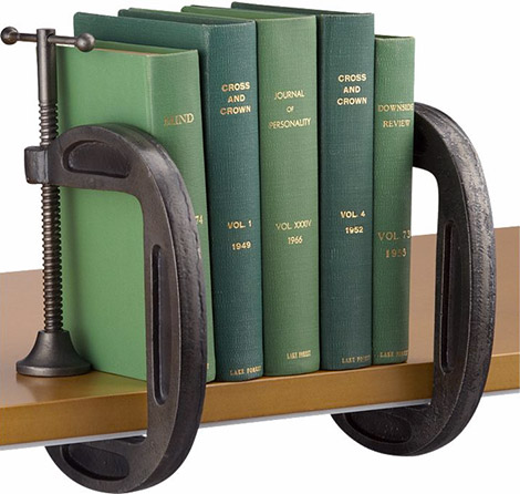 Grip Bookend
