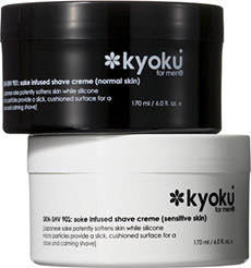 Kyoku Sake Infused Shave Cream