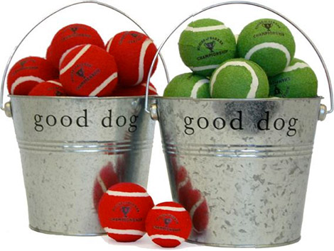 30 Love Eco Balls & Bucket