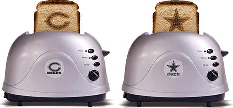 ProToast NFL Toasters