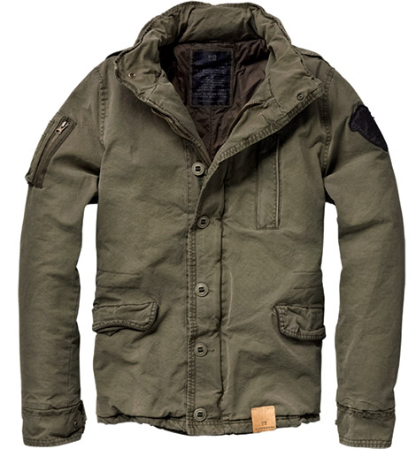 Scotch & Soda Mid-length Jacket
