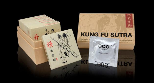 Kung Fu Sutra Condoms