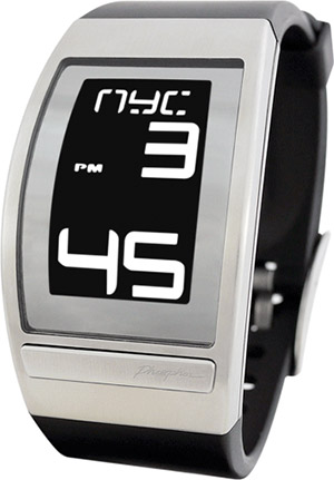 Phosphor World Time E Ink