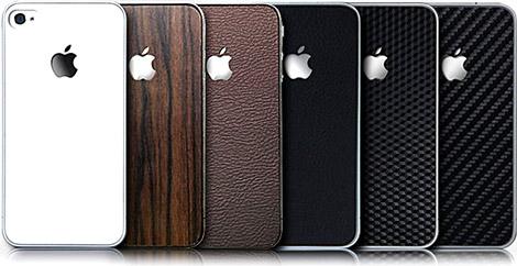 SGP iPhone 4 Skin Guard Series