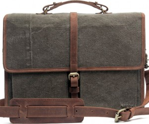 Temple Laptop Briefcase