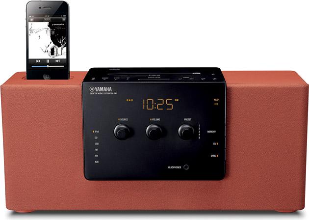 Yamaha TSX-140 Desktop Audio System
