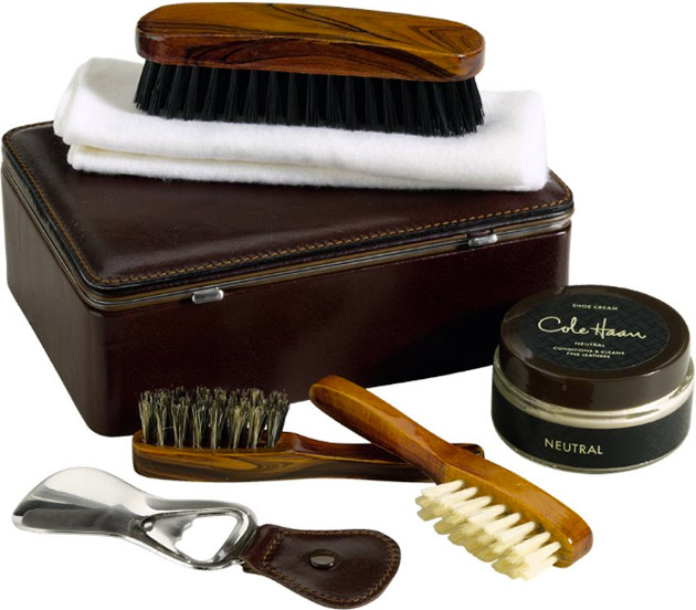 Cole Haan Shoe Care Kit