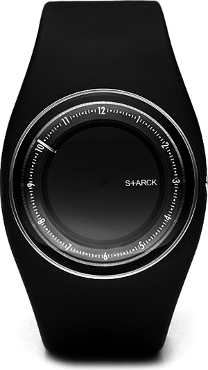 Fossil S+arck Black Dial Watch