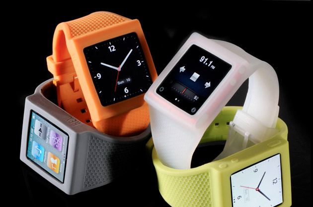 Hex iPod Watch Band