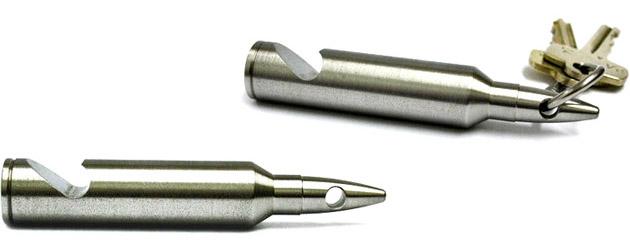MadeByAmmo Bullet Bottler Opener