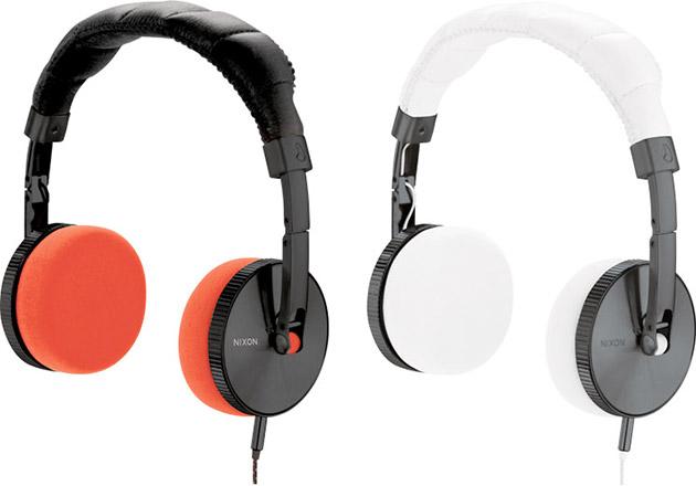 Nixon Nomadic Mic Headphones