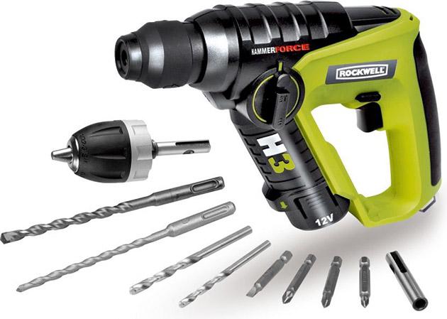 Rockwell Tech H3 Hammer Drill