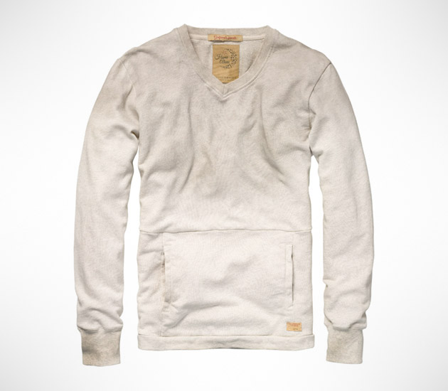 Scotch & Soda Home Alone V-Neck Sweater