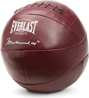 Everlast Ali Collection Medicine Ball