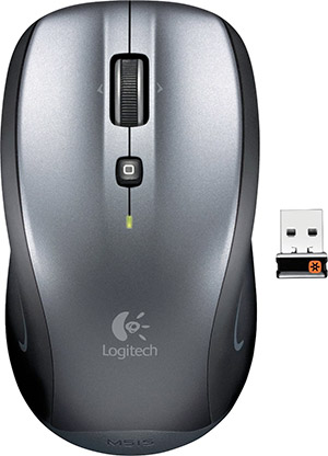 Logitech Couch Mouse