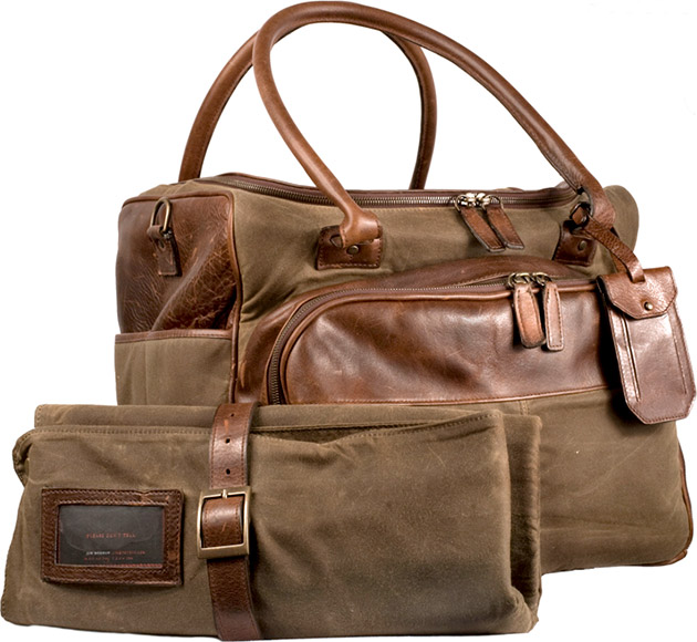 Meehan Utility Bag & Bar Rollup