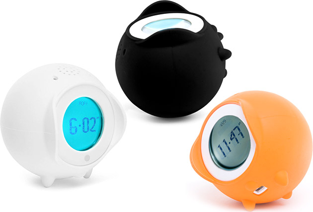 Tocky Touch Alarm Clock