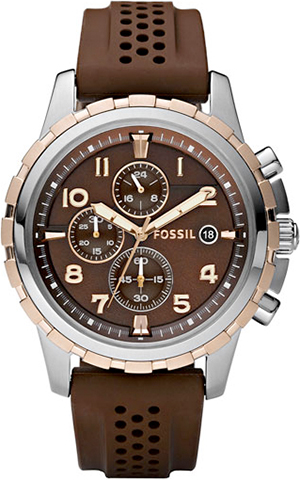 Fossil Notched Bezel