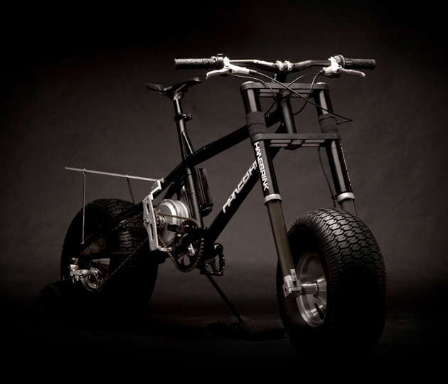 Hanebrink Electric All-Terrain Vehicle