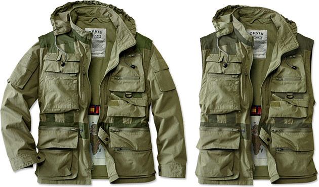 Orvis Ultimate Travel Jacket