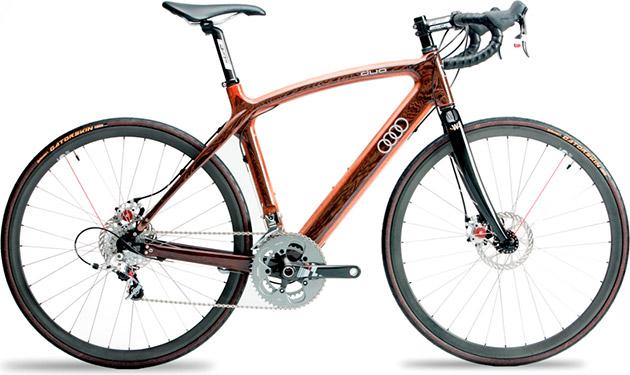 Audi Duo Bicycles