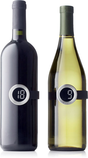 Menu Vignon Wine Thermometer