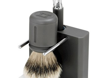 TwinLuxe Anthracite Edition Shave Set