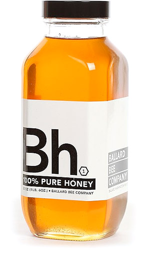 Ballard Bee Company BH Honey