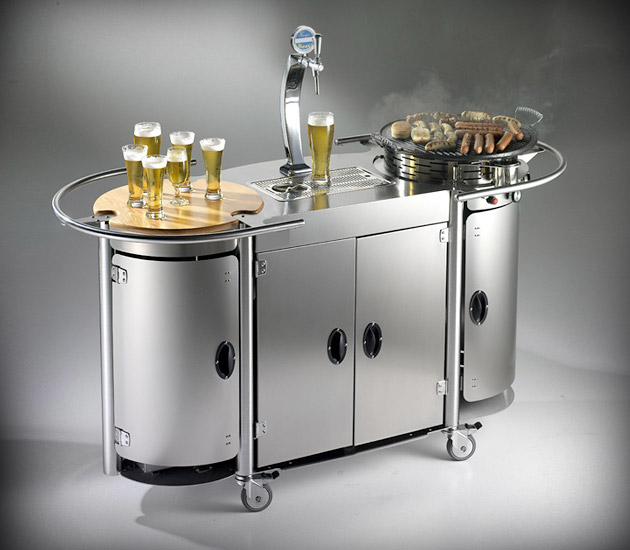 Alpina Mobile Bongos Beer Bar