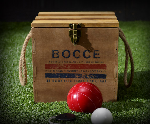 Bocce Ball Lawn Rules :  Bocce Ball Sets & Bocce Balls on Sale  Shop Hayneedle Yard Games