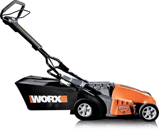 Worx Eco WG780 Electric Mower