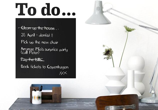 Ferm Living To Do List