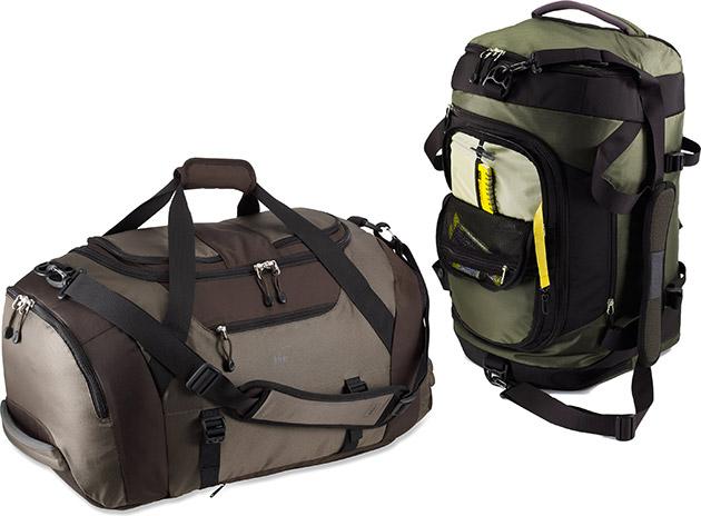 REI Cargo Weekender Bag