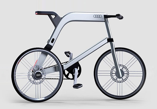 Audi x Arash Karimi Electric Bike