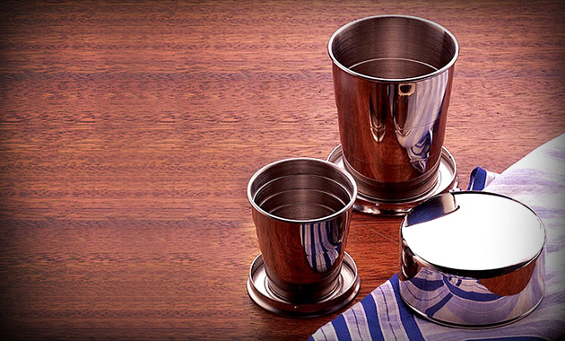Garret Wade Collapsible Cups