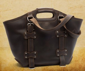 Saddleback Tote Bag