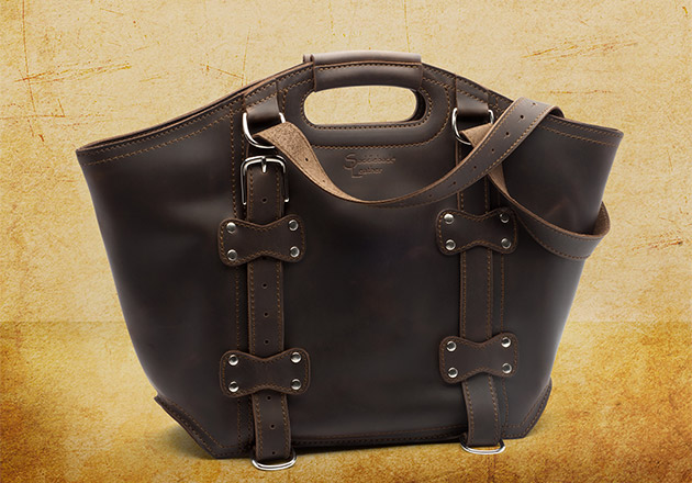 Saddleback Tote Bag