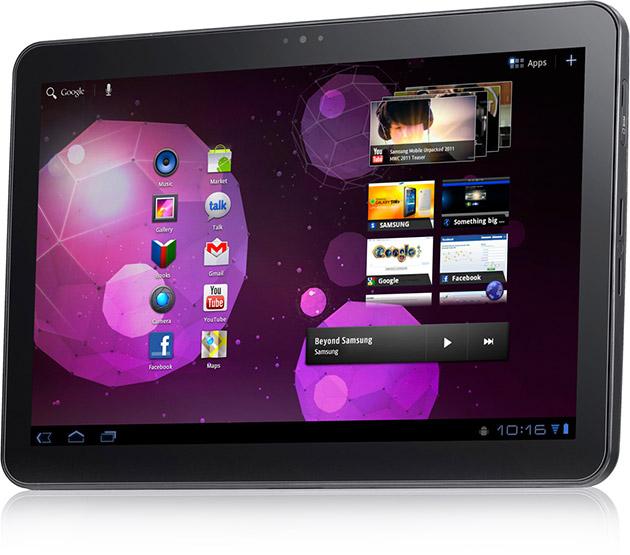 Samsung 4G Galaxy Tab 10.1